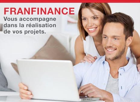 réalisation projet - Franfinance