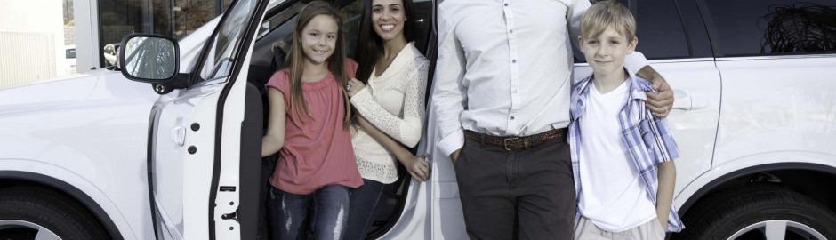 simulation crédit auto pour voiture familiale | Franfinance