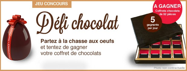 defi chocolat franfinance