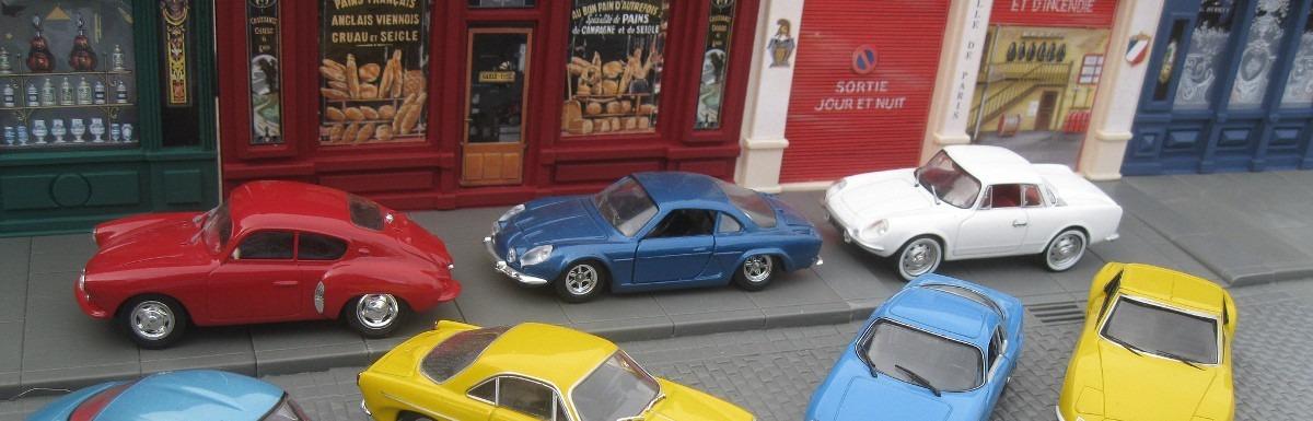 Les français et leurs voitures