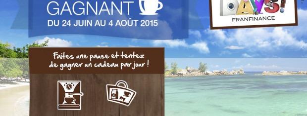 Grand Jeu Café Gagnant