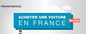 Franfinance infographie voiture