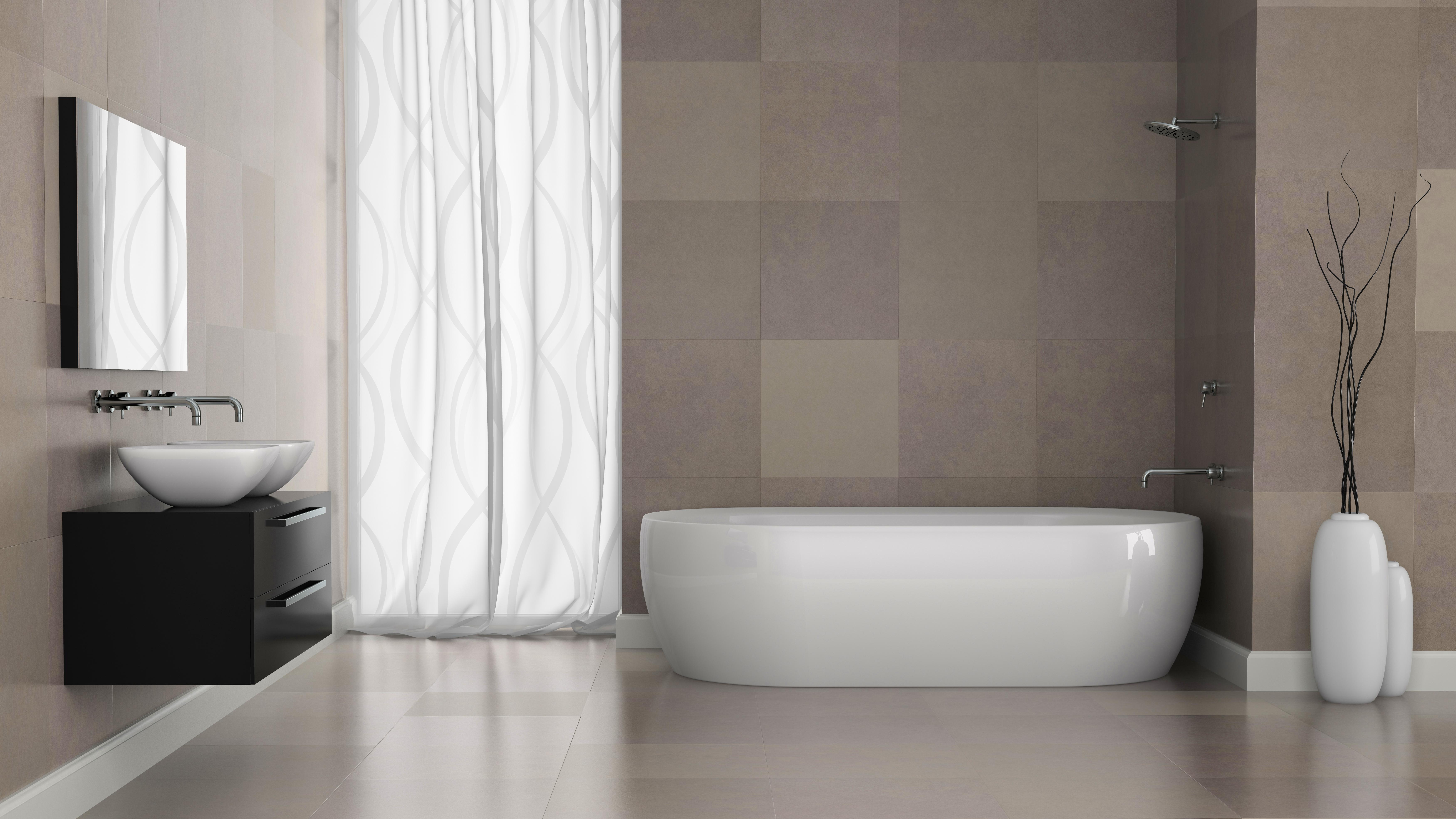 Les 5 tendances du carrelage mural et de la fa ence for Tendance salle de bain 2016