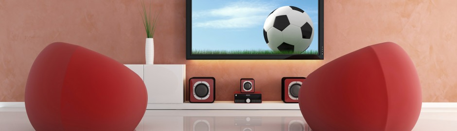 Télévision : le top pour profiter de l'Euro et des J.O. - Franfinance