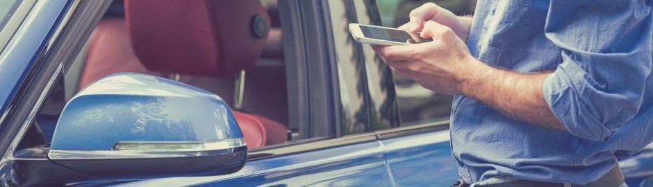 application permettant de louer une voiture