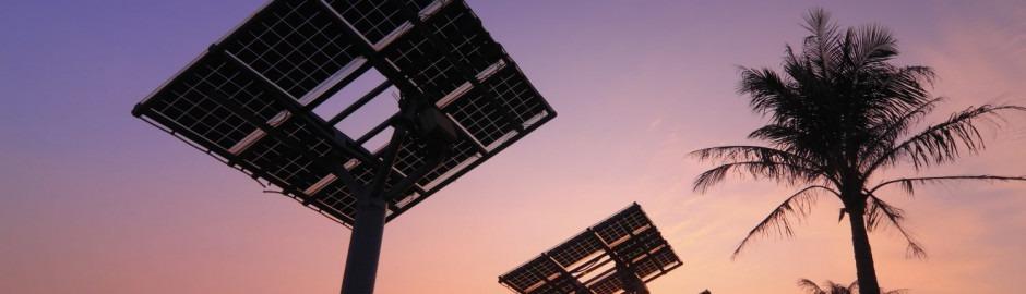 panneaux solaires qui fonctionnent en soiree