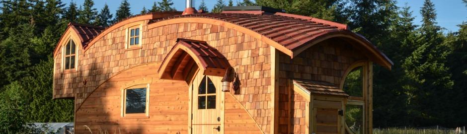 tiny house les petites maisons tendances