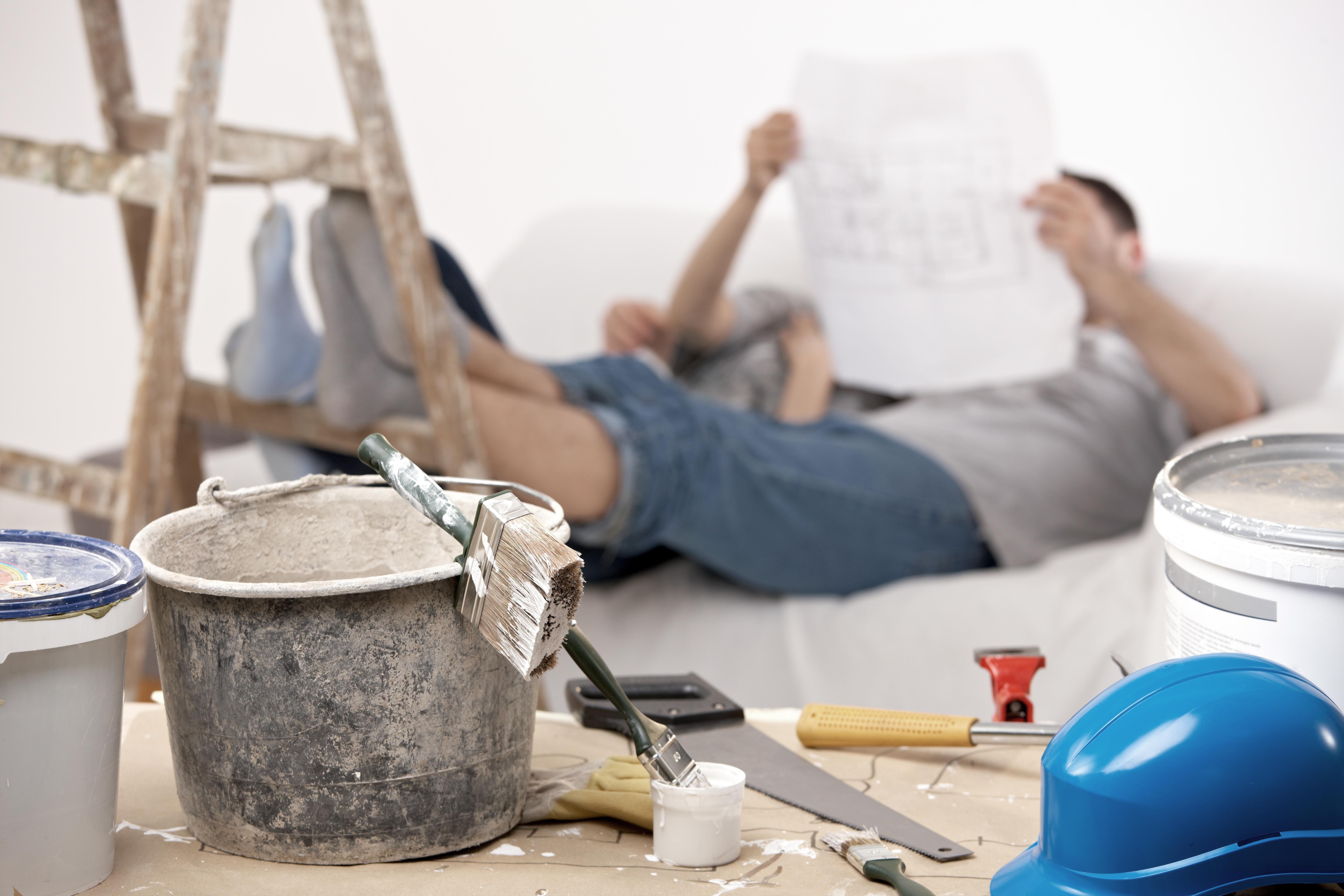 r aliser des travaux pour votre domicile vos droits et vos devoirs franfinance. Black Bedroom Furniture Sets. Home Design Ideas