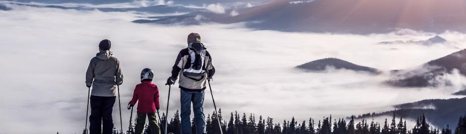 Nos conseils pour skier moins cher cet hiver - Franfinance