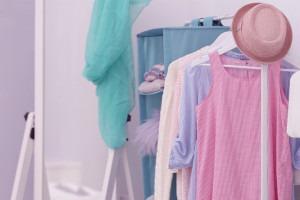Aménagement d'un dressing