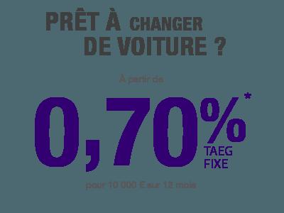 Calcul Financement Auto >> Credit Auto Nos Offres De Credit Auto En Ligne Franfinance